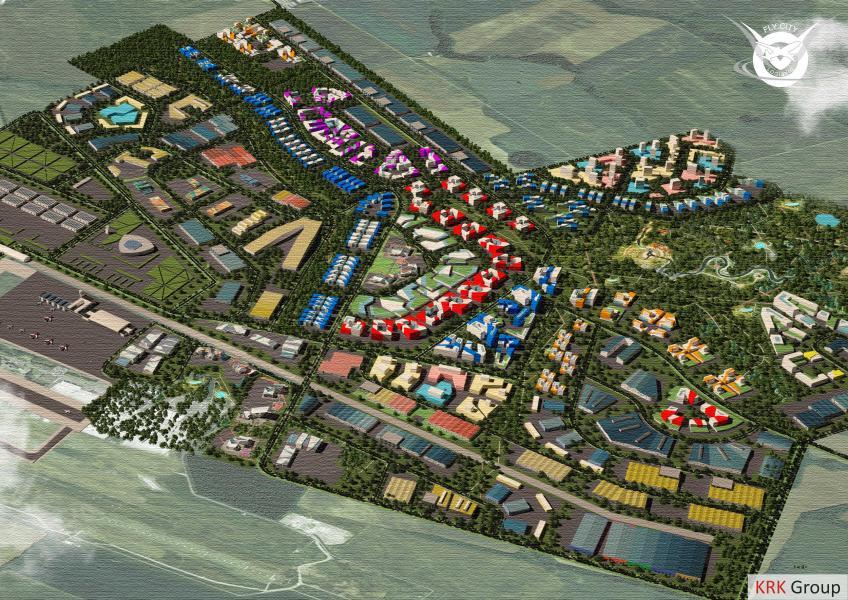 Градостроительство объектов и реновация территорий