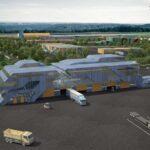 Логистический парк «Fly City Logistic»
