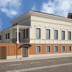"""Проект реставрации """"Двухэтажный каменный жилой дом"""""""