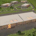 Промышленно-логистический комплекс «Mseven»